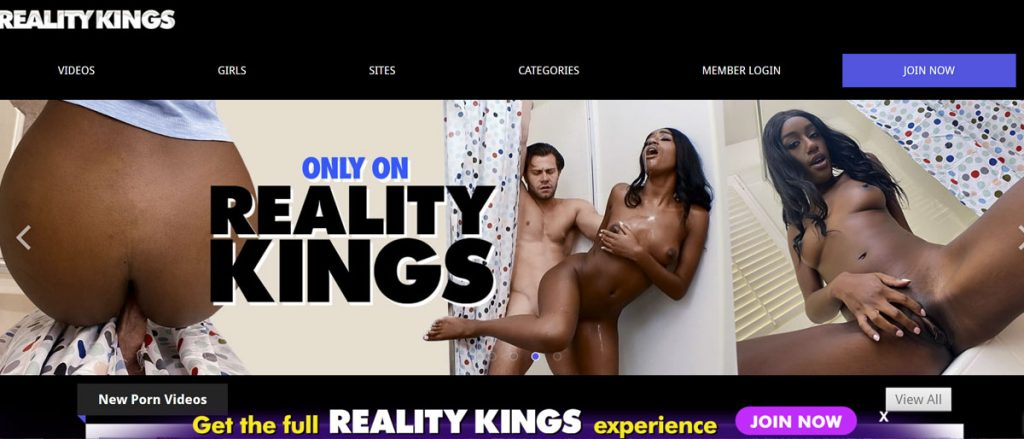 Reality Kings Join Now Button