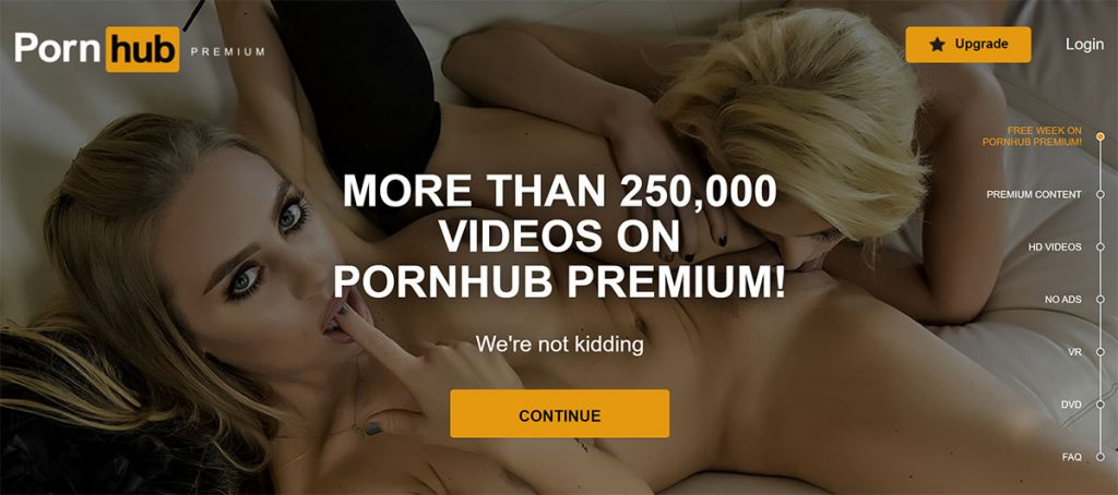 Pornhub Premium Lesbian Porn