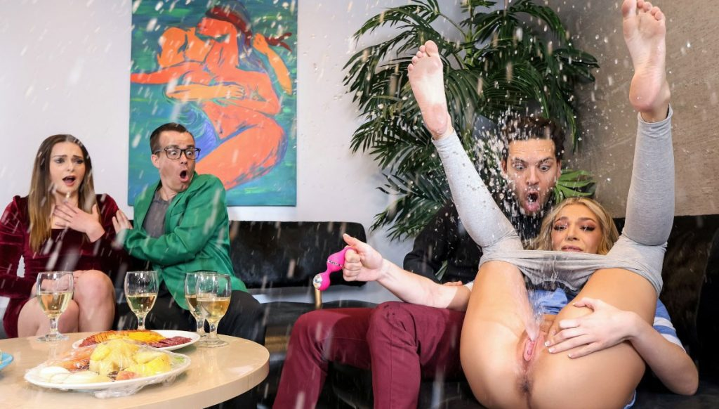 Dinner Party Squirting