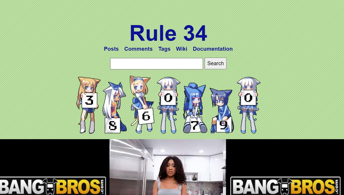 rule 34 paheal site
