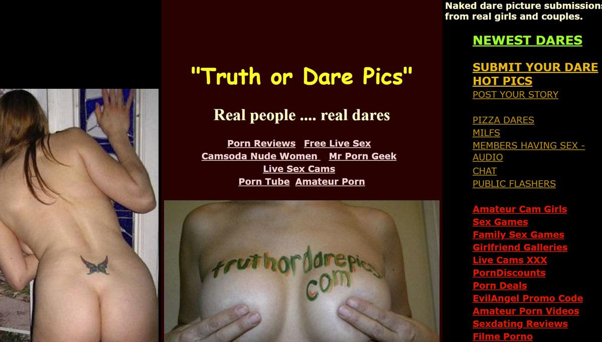 Truth or Dare Pics
