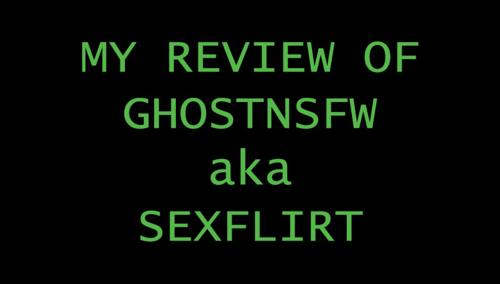 GhostNSFW review